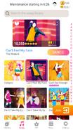 Cantfeelmyface jdnow menu phone 2020