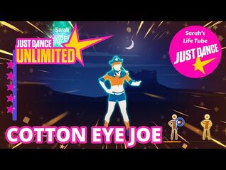 Cotton Eye Joe, Rednex - MEGASTAR, 4-4 GOLD - Just Dance 1 Unlimited -PS5-