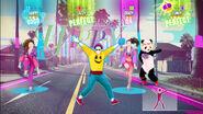 Happy jd2015 promo gameplay 1