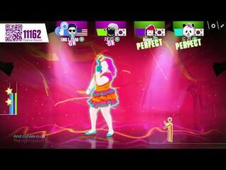 Just Dance Now- Big Girl -You Are Beautiful- (5 stars)