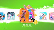 Mimimi jd2019 kids menu