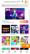Partyrock jdnow menu phone 2020