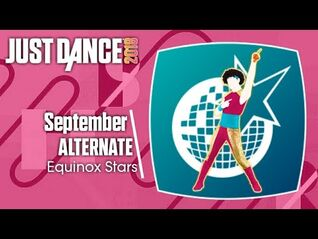Just Dance 2018 (Unlimited)- September - Alternate (Versão disco fitness)