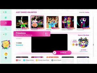 Just Dance 2020 (Unlimited) Primadonna 5*'s Gameplay