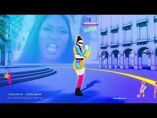 Just Dance Unlimited - DjaDja - Aya Nakamura (Megastar Kinect)