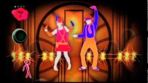 Mugsy Baloney - Just Dance 2 Gameplay Teaser (US)