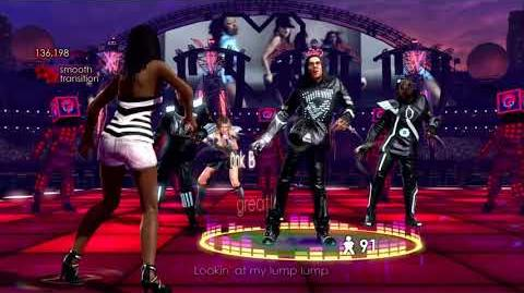 My Humps - The Black Eyed Peas Experience (Xbox 360) (Climax)