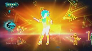 Ring My Bell - Just Dance Greatest Hits (Xbox 360)