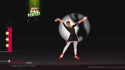 The Winner Takes It All - Just Dance 2017