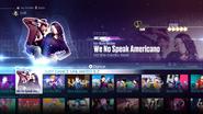 Americanofan jd2016 menu updated