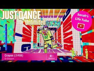 Crayon - Just Dance 2020