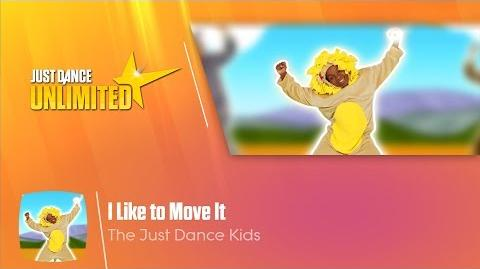 I Like to Move It - Just Dance 2017