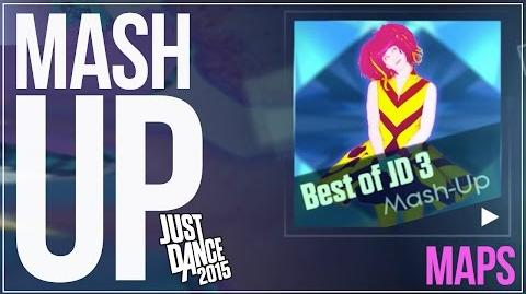 Just Dance 2015 - Maps MASH-UP Best of JD3 - 5 Stars
