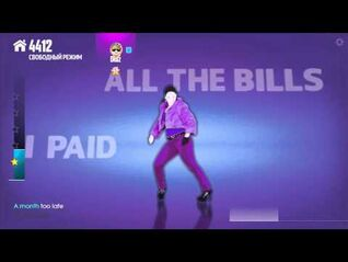Just Dance Now - Hit 'Em Up Style (Blu Cantrell) 5* Stars Gameplay