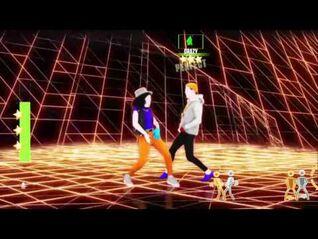 Gibberish Just Dance 2017 unlimited superstar