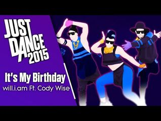Just Dance 2015 - It's My Birthday