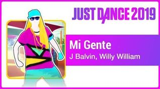Just Dance 2019 (Unlimited) Mi Gente
