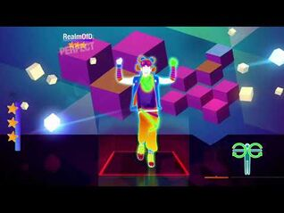 Just Dance 2020 (Unlimited) Party Rock Anthem 5*'s Gameplay