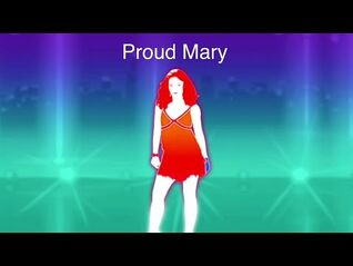 Just Dance Unlimited - Proud Mary