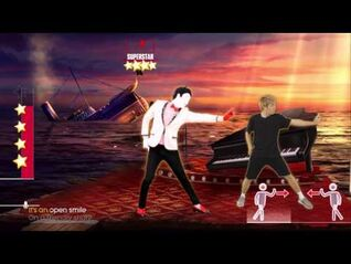 🌟 Just Dance 2017- Love Boat - Jack Jones (Frankie Bostello) - SuperStar gameplay 🌟
