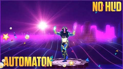 Automaton - Just Dance 2018 (No GUI)