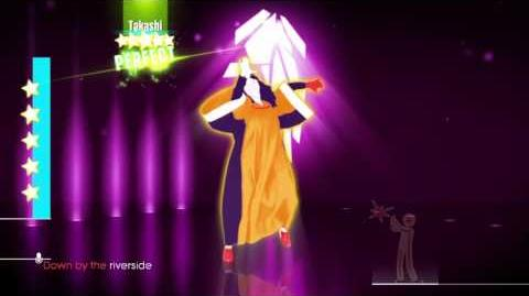 Down By The Riverside - Just Dance 2016