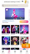Girlsjustwant jdnow menu phone 2020