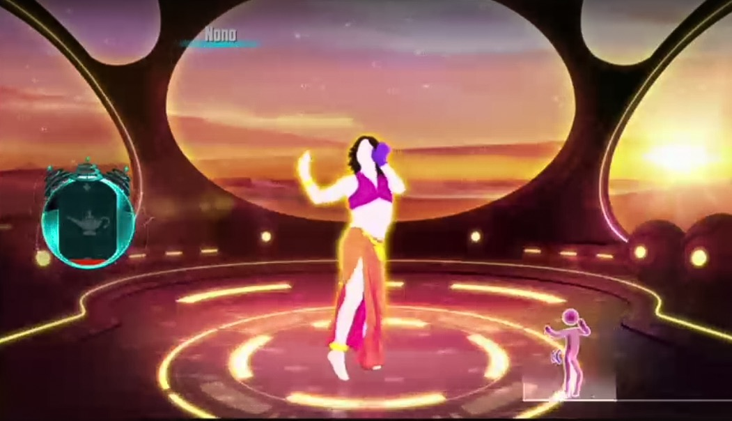 Just Dance Machine/Oriental Dance