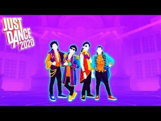 Just Dance 2020 - Everybody (Backstreet's Back) - 5* Megastar - All Perfects