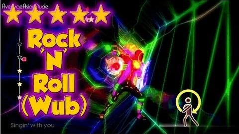 Just Dance 4 - Rock 'N' Roll (Will Take You To The Mountain) - 5* Stars