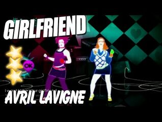 🌟 Girlfriend - Avril Lavigne - Just Dance Greatest Hits 🌟