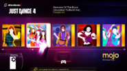 Bewareof jd4 menu xbox