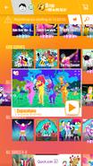 Copacabana jdnow menu phone 2017