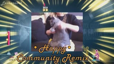 Happy (Community Remix) - Just Dance 2015