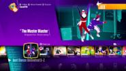Masterblaster jd2018 menu