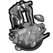 Sticker placeholder