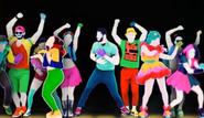 Cheerleader beta color scheme