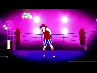 Just Dance 2016 - Eye Of The Tiger