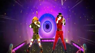 Just Dance 2016 NOGUI When The Rain Begins To Fall