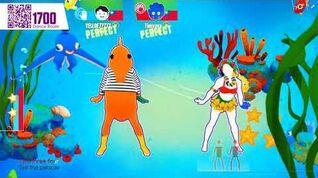 Just Dance Now Itsy Bitsy Teenie Weenie - 2 players 5 stars