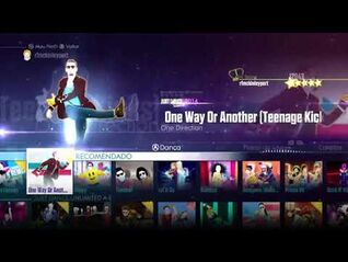 Just dance 2016-18 - One Way or Another