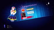 Starships jd2014 score
