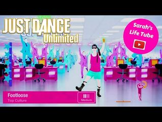 Footloose, Top Culture - SUPERSTAR - Gameplay - Just Dance 2018 Unlimited -PS5-