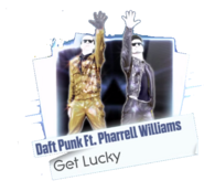 Get lucky cover