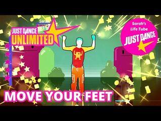 Move Your Feet, Junior Senior - MEGASTAR, 4-4 GOLD - Just Dance 2 Unlimited -PS5-