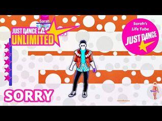 Sorry, Justin Bieber - MEGASTAR, 3-3 GOLD - Just Dance 2017 Unlimited -PS5-
