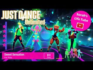 Sweet Sensation, Flo Rida - MEGASTAR, 2-2 GOLD, P2 - Just Dance 2019 Unlimited -PS5-