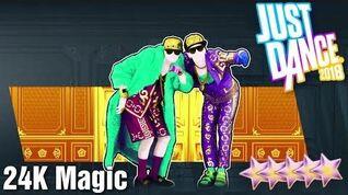 24K Magic - Just Dance 2018