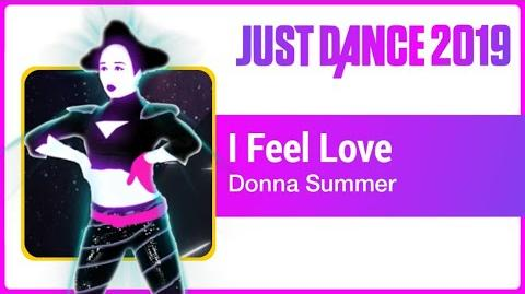 I Feel Love - Just Dance 2019