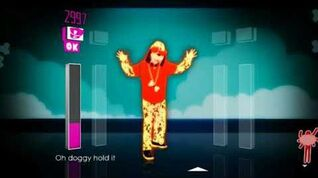 Just Dance 1 - Who Let The Dogs Out - Full Version